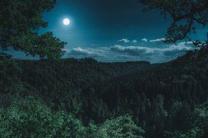 Luna e rituali magici