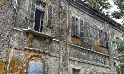 Villa Capriglio (Il sopralluogo)